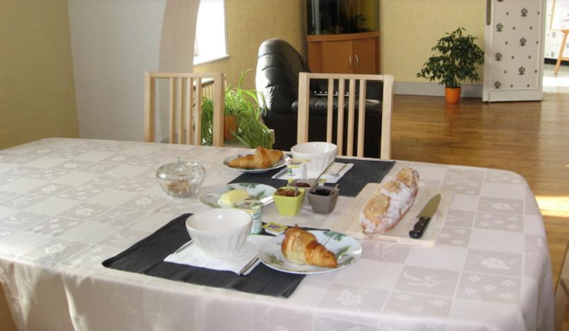 Dammarie-sur-Saulx的民宿