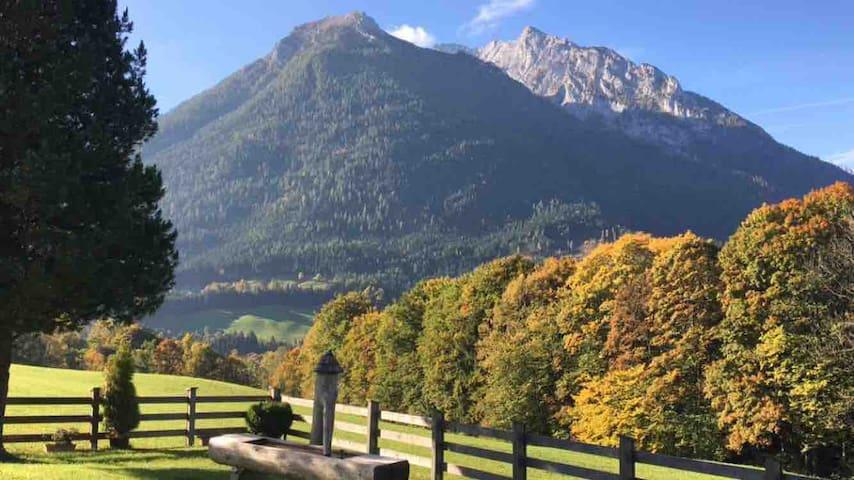 Ramsau bei Berchtesgaden的民宿