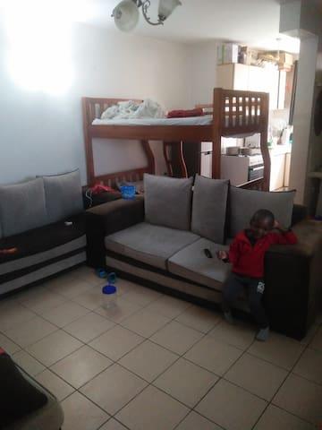 Homa Bay的民宿