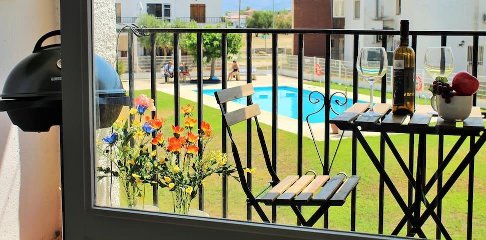 Blue Holidays Windoor & swiming-pool