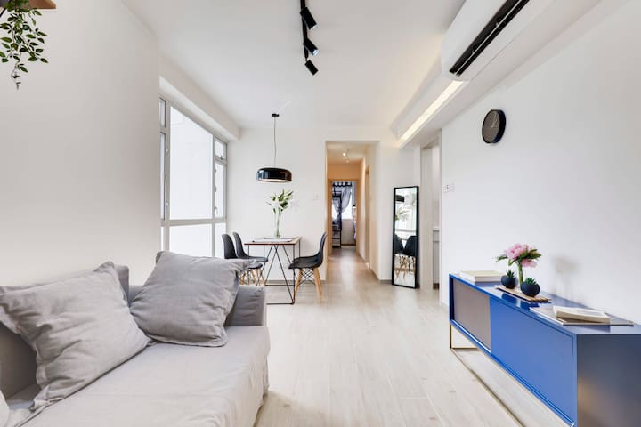 Cozy Double BR in Modern Shared 3BR Apartment