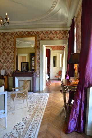 Loire Valley/ Private castle for5 p