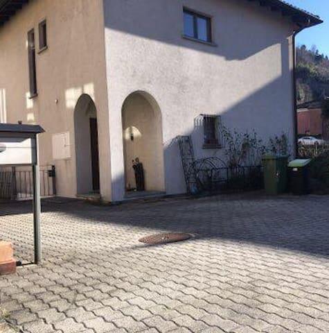 Bellinzona的民宿