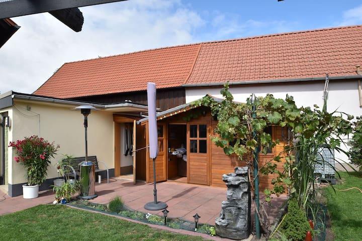 Veckenstedt的民宿