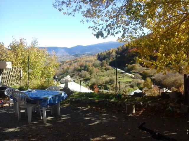 Mijanès的民宿