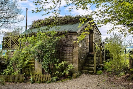 Amazing views, The Granary cottage