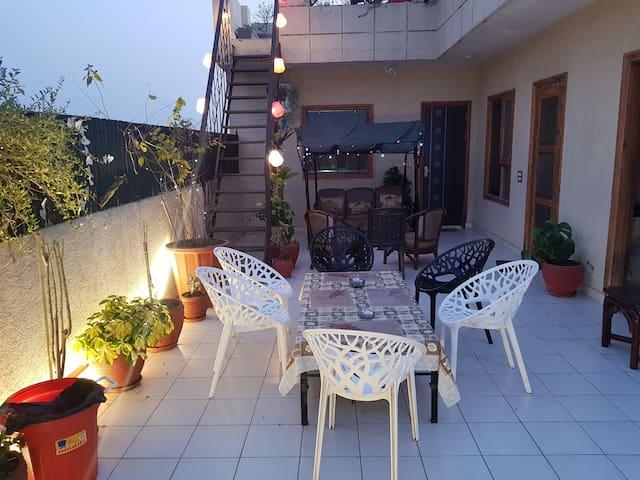 Terrace Garden Room