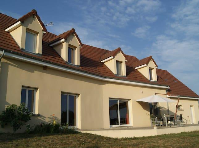 Chantenay-Saint-Imbert的民宿