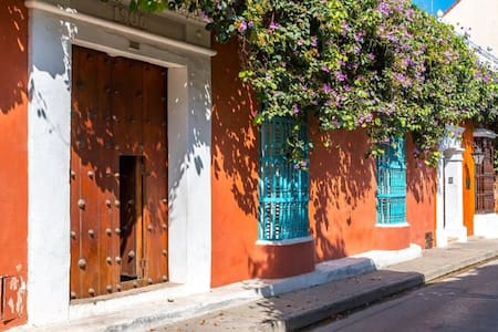 Cozy in Historic City of Cartagena