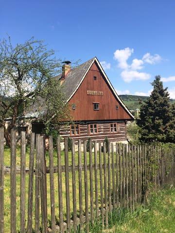 Mladkov的民宿