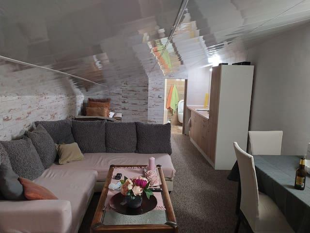 Horka nad Moravou的民宿
