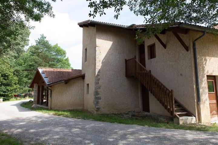Val Buëch-Méouge的民宿