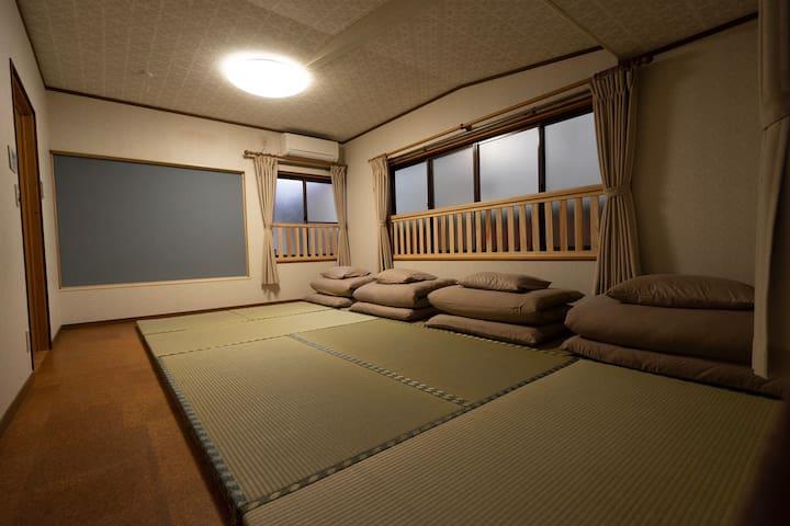 "Shared room ""Oyama"" Takachiho  hostel [SANKAKU]"