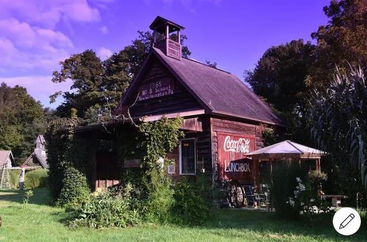 Old No 8 Schoolhouse