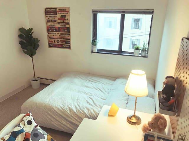 Bedroom subletting near harvard square