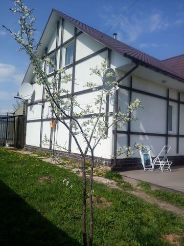 Chubarovo的民宿