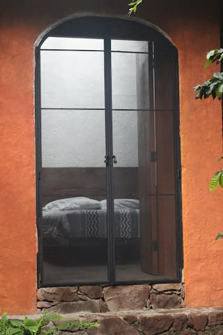 Malinalco的民宿