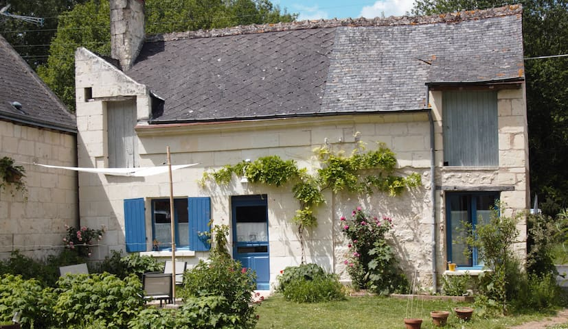 Rigny-Ussé的民宿
