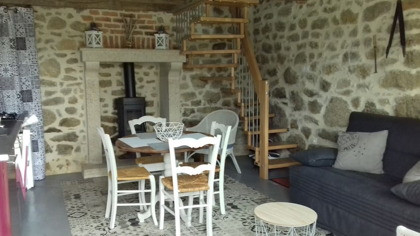 Fransèches的民宿