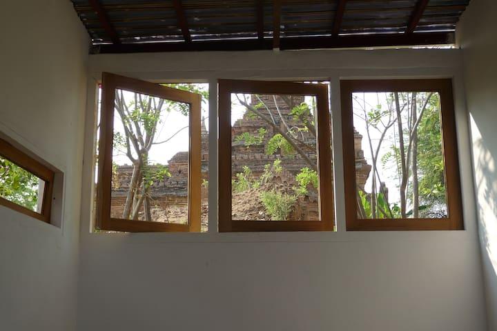 Old Bagan的民宿