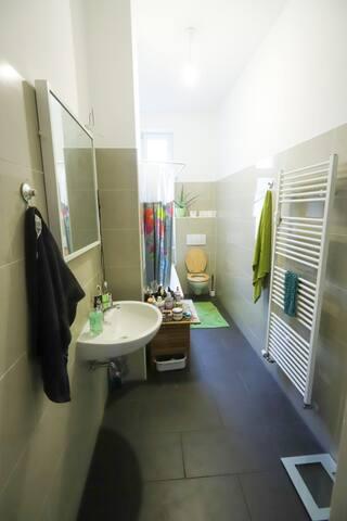 Spacious room next Neukölln