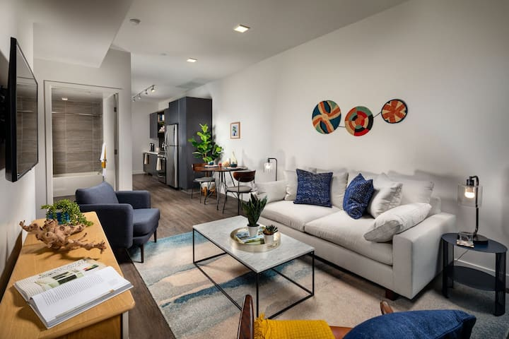 All-inclusive apt home | 1 BR in Long Beach