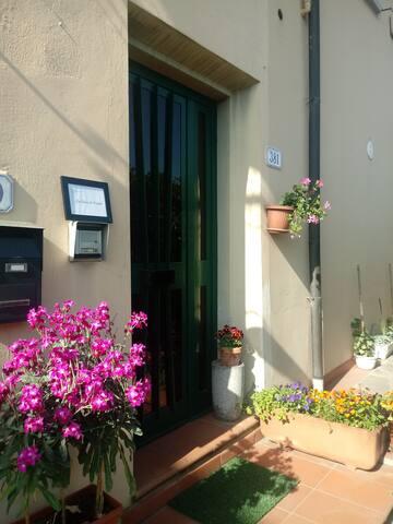 Santangelo a Lecore的民宿