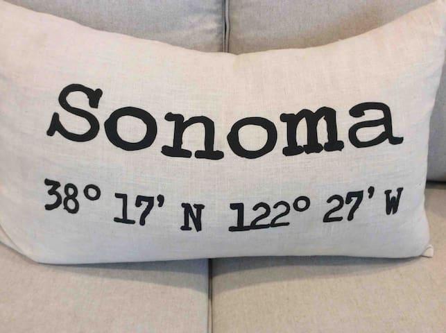 索诺玛的民宿