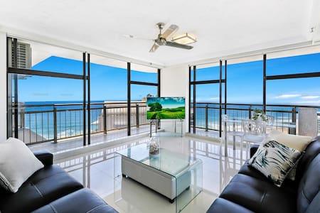 Oceanview Exec 27th level 1 Bedroom Beach Apt