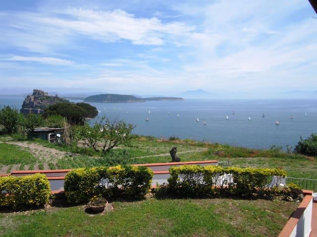 伊斯基亚(Ischia)的民宿