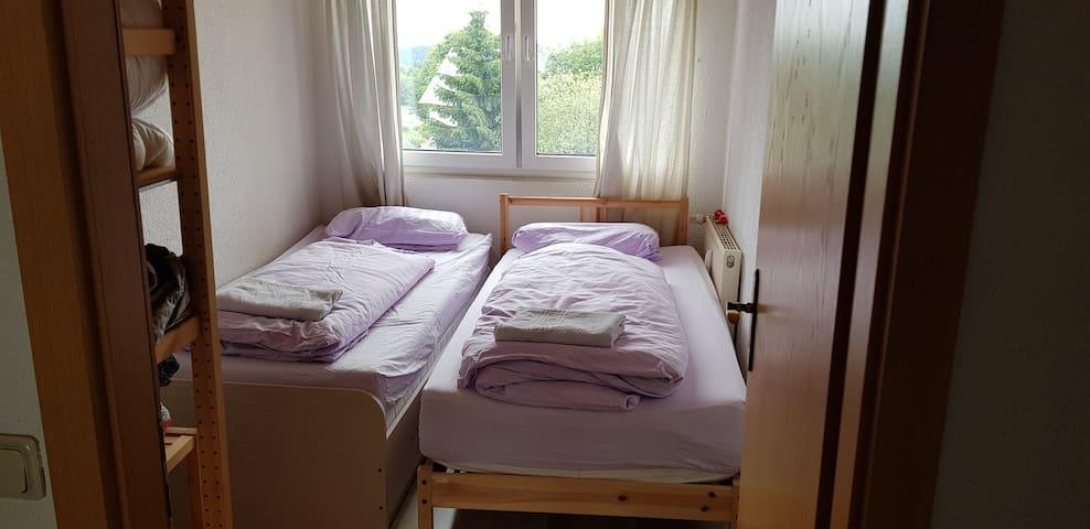 Oberhof的民宿