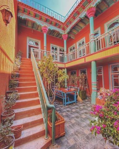 Kashgar的民宿