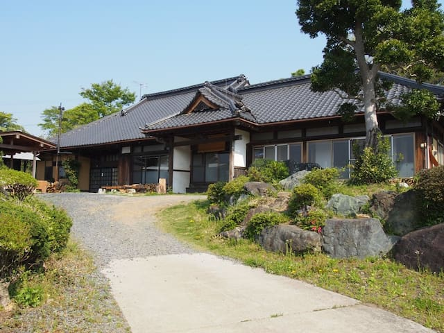 Mashiko-machi, Haga-gun的民宿
