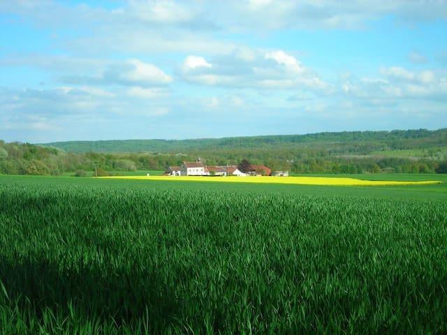 Neuville-sur-Ailette的民宿