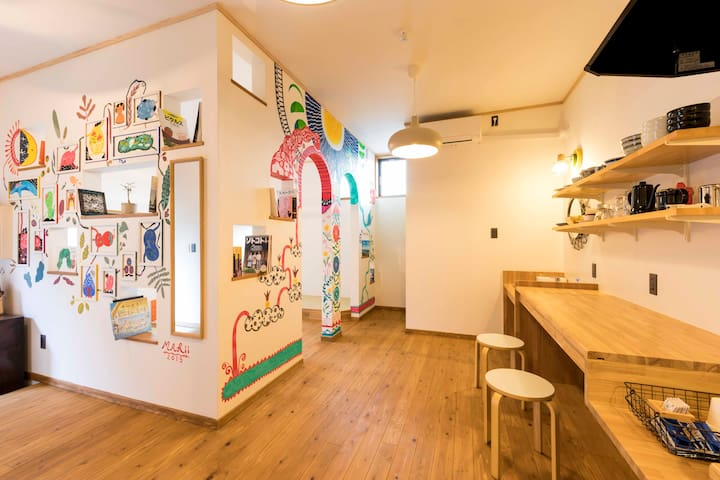 Kashima的民宿
