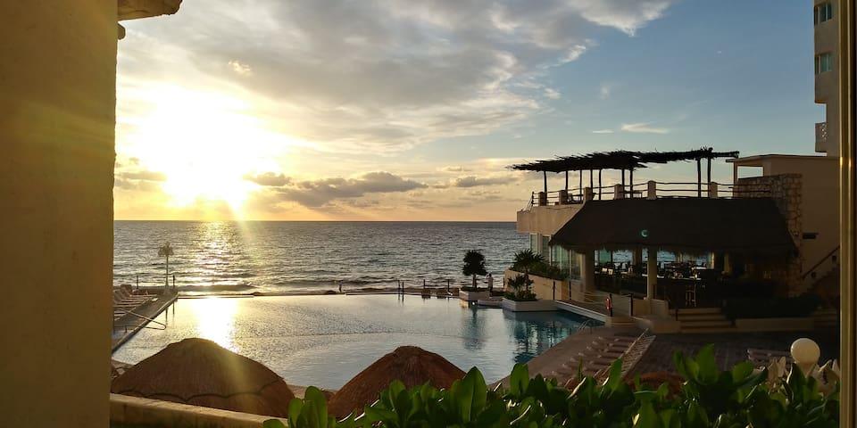 Increíble Aparthotel zona hotelera acceso al mar