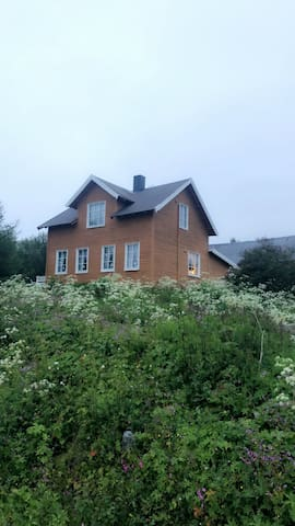 Jarfjorden的民宿