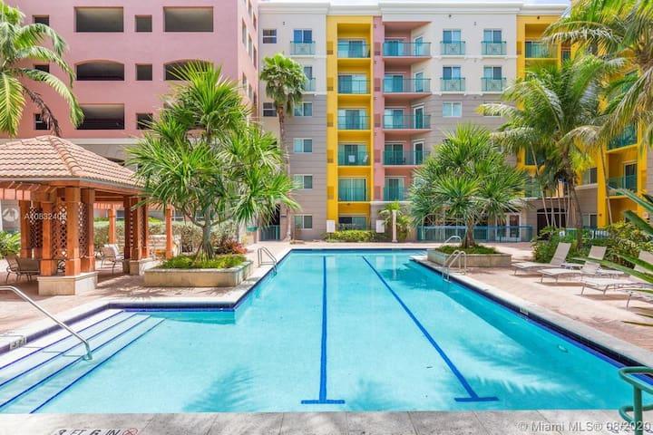 南迈阿密(South Miami)的民宿