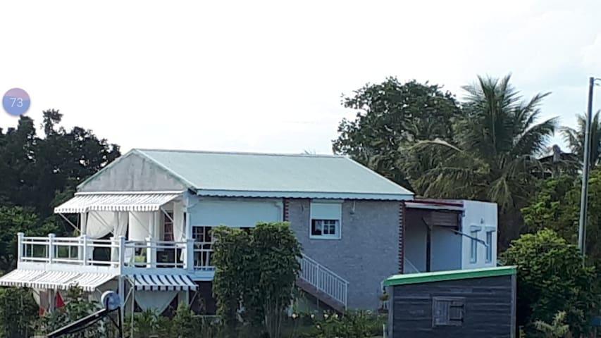 自治市镇绿色民宿
