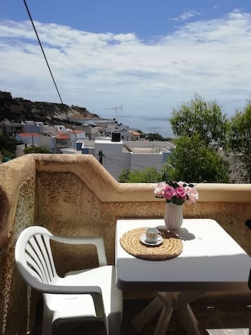 Tsoutsouros的民宿
