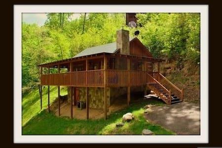 Spring specials! Smoky Mountain Honeymoon Cabin