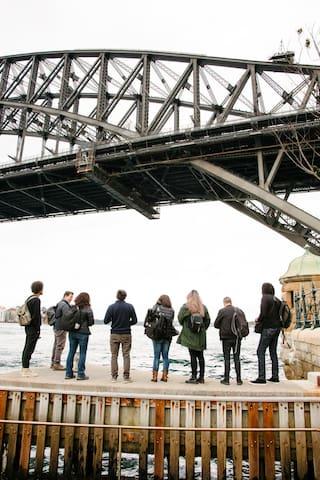 悉尼的体验