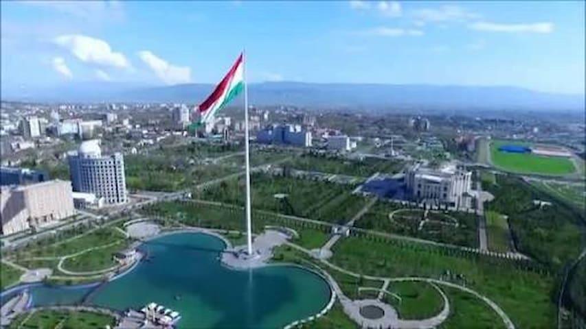 Dushanbe的民宿