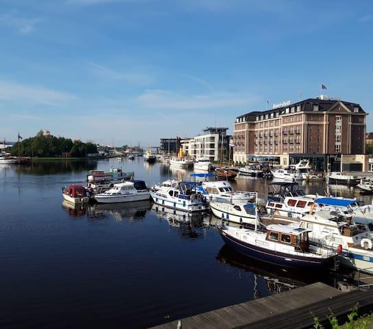 Emden的民宿