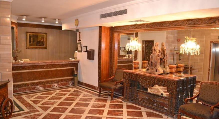Zamalek的民宿