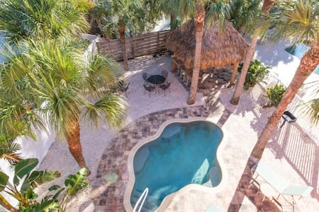 5209B Calle Menorca - Amazing Pool or Siesta Key Beach?  You Choose with this Perfectly Located Condo in Siesta Key Village