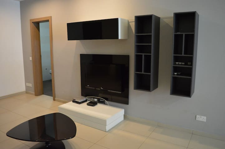 Three-room apartment in the center of Sliema Malta