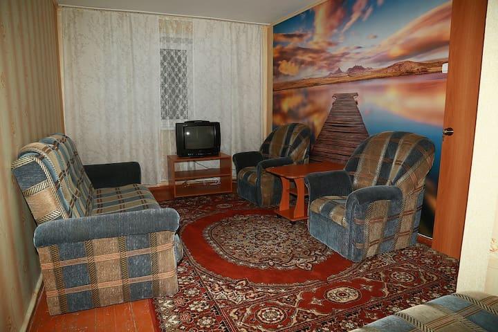 Прокопьевск的民宿