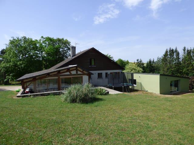Saint-Pierremont的民宿