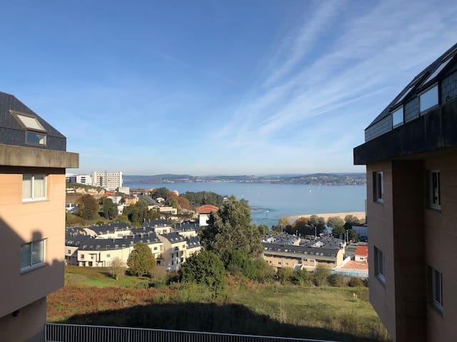 La Coruña的民宿